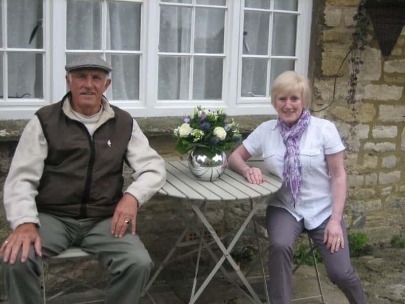 Sheila from Burford, United Kingdom