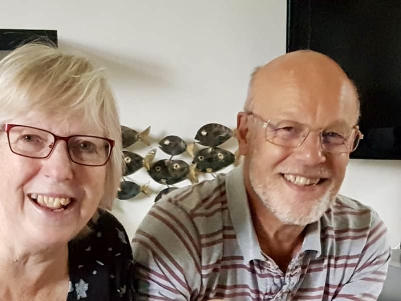 Alice & Mike from Malmesbury, United Kingdom
