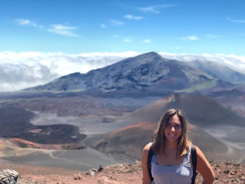Sara from Honaunau-Napoopoo, Hawaii, United States