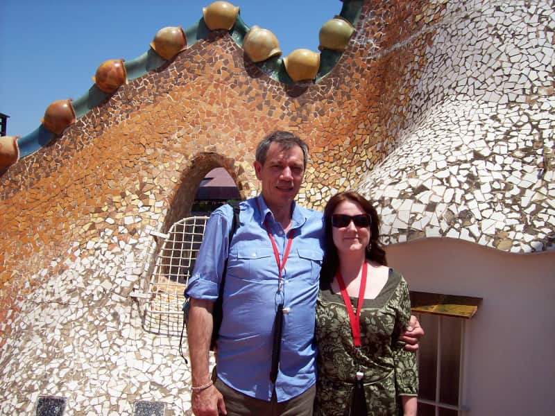 Lisa & John from Upton upon Severn, United Kingdom