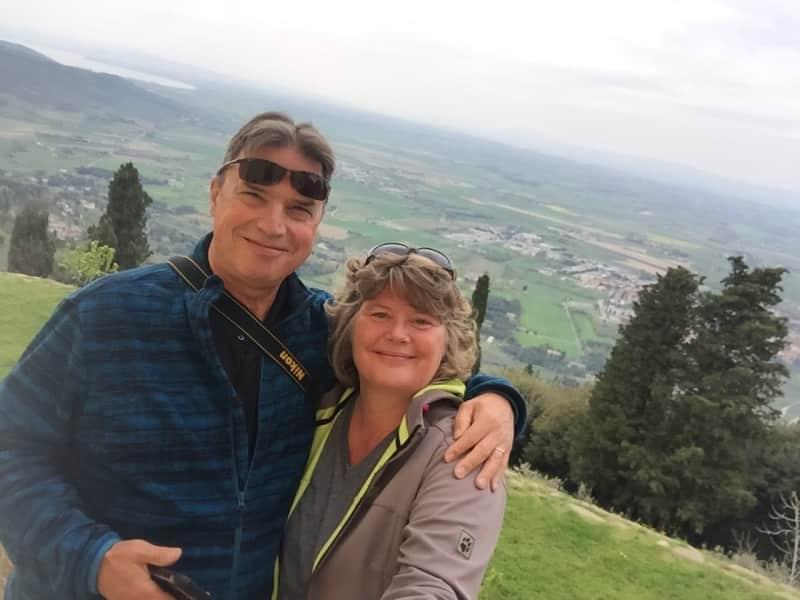 Ulla & Kevin from Okotoks, Alberta, Canada