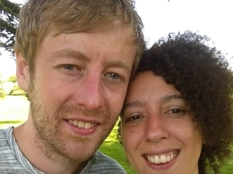 Suzy & Richard from Leicester, United Kingdom
