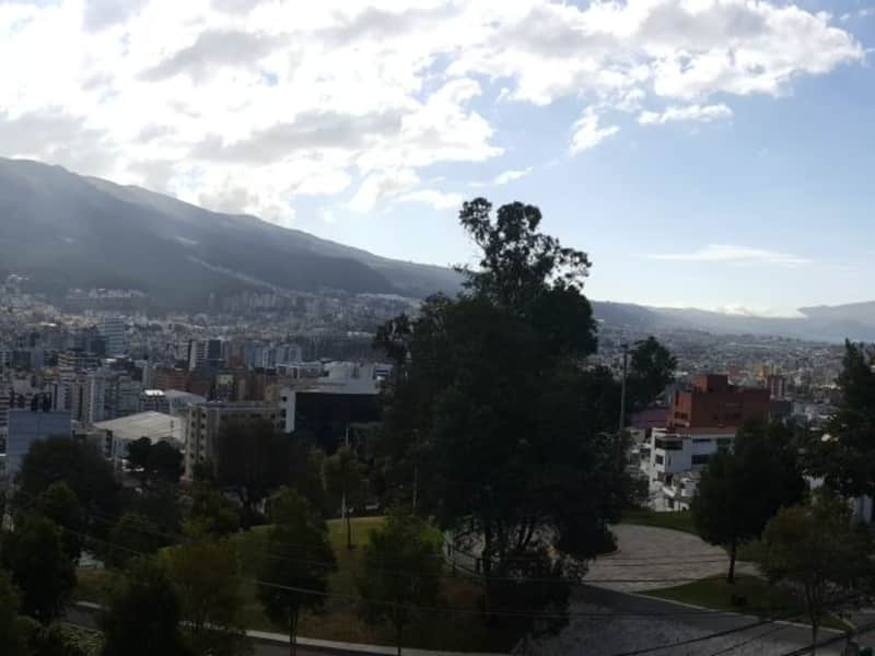 Housesitting assignment in Quito, Ecuador