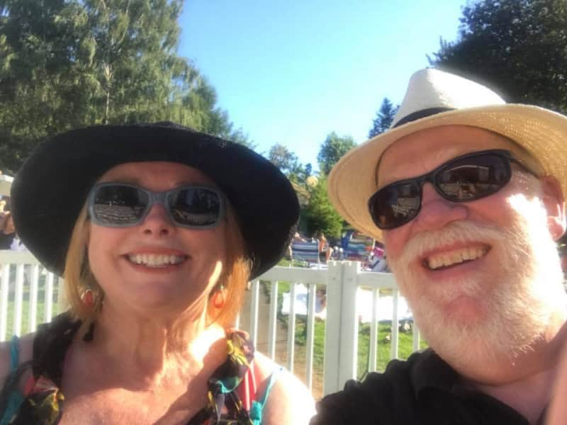 Robin & Jon from Aurora, Oregon, United States