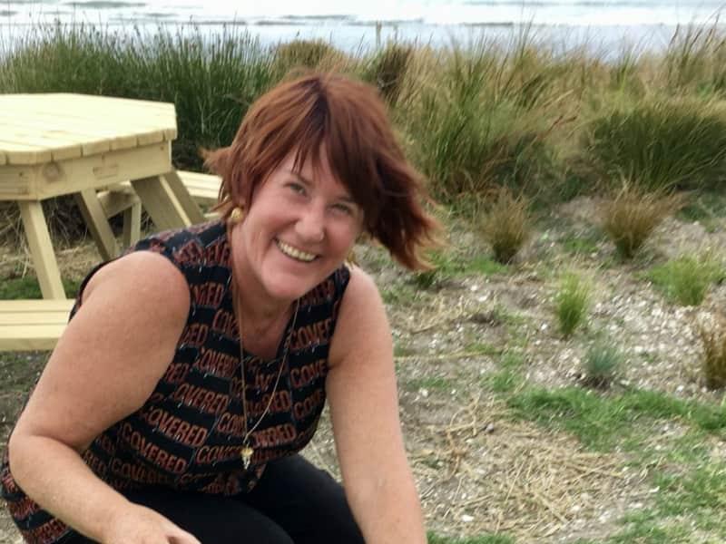 Melissa from Tauranga, New Zealand