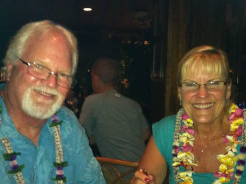 Roger & Cheryl from Hawaiian Acres, Hawaii, United States
