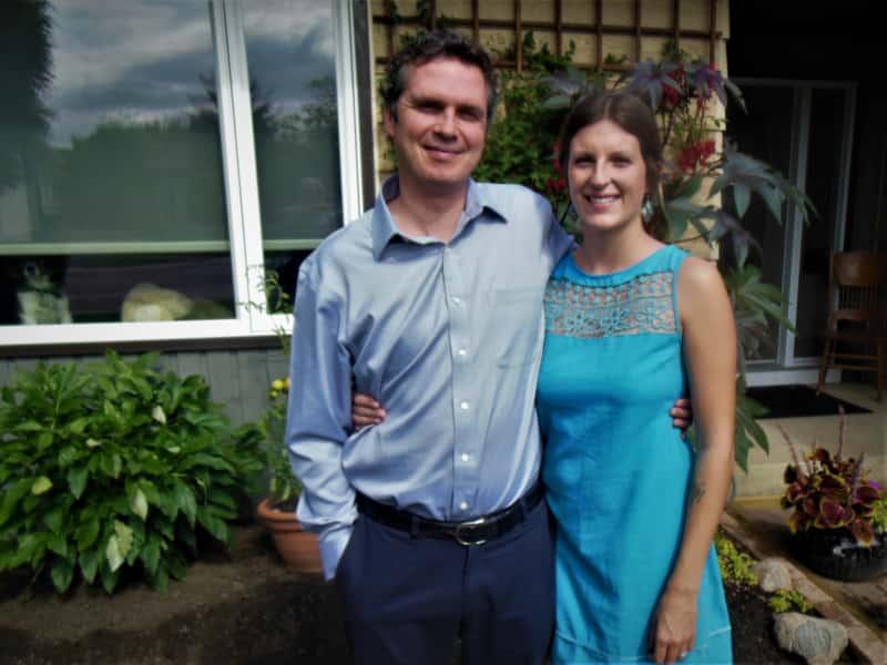 Jocelynn & John from Bellingham, Washington, United States