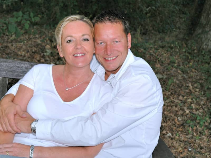 Andrea & Michael from Andover, United Kingdom
