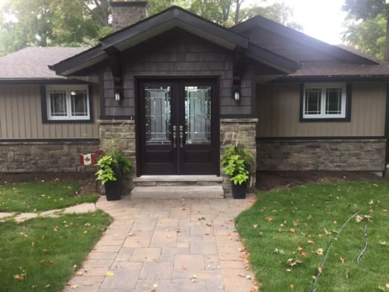 Housesitting assignment in Orillia, Ontario, Canada