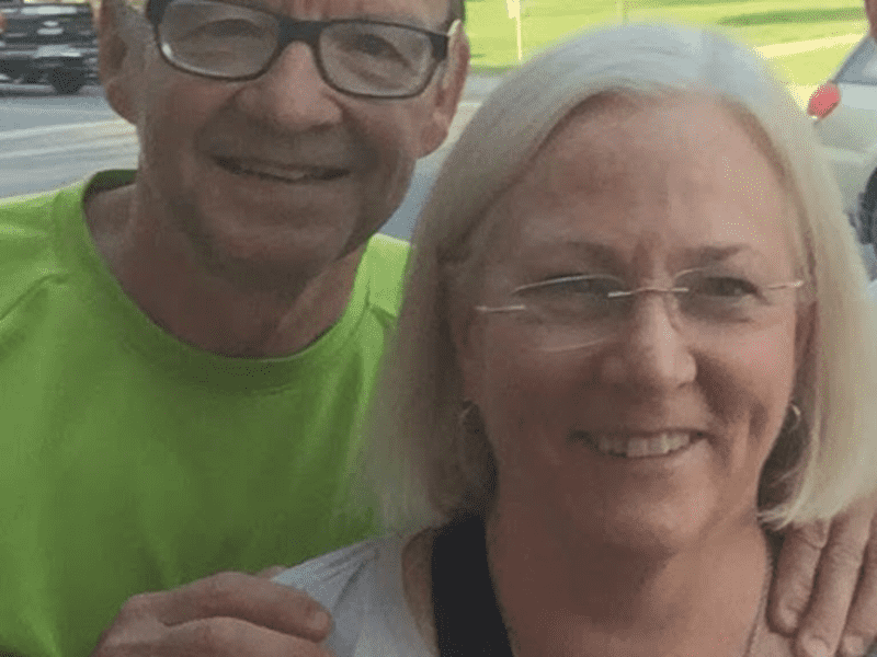 Eileen & Carl from Spokane, Washington, United States