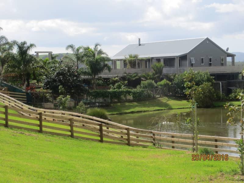 Housesitting assignment in Kaiwaka, New Zealand
