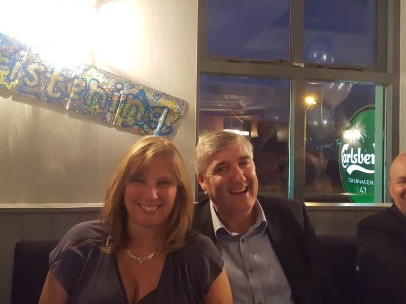 Edel & Michael from Newtownabbey, United Kingdom
