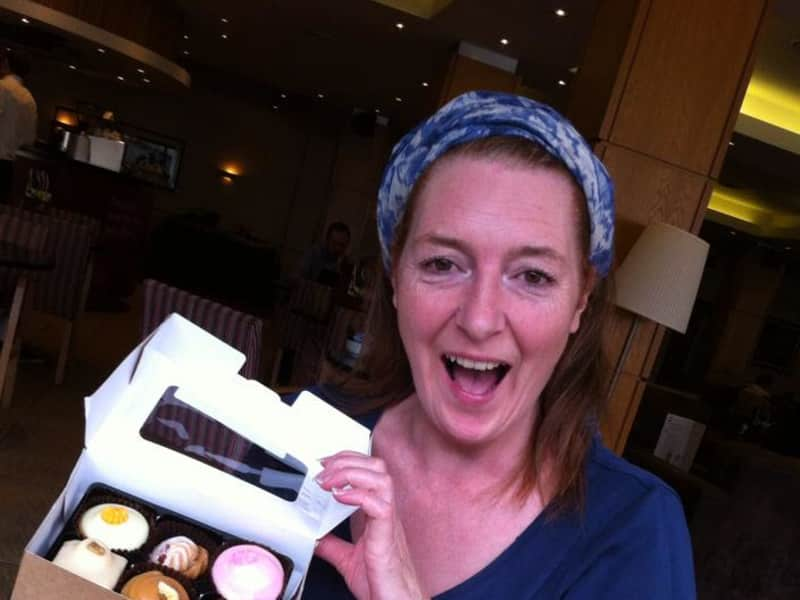 Julie from Belfast City Centre, United Kingdom