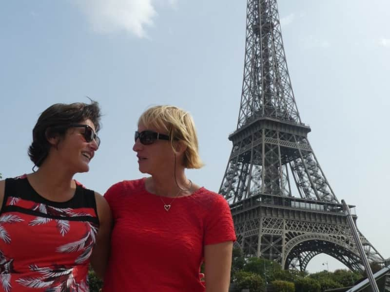 Gorete & Nikki from Lyon, France