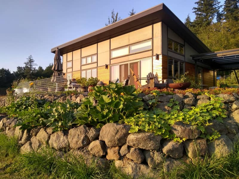 Housesitting assignment in Chimacum, Washington, United States