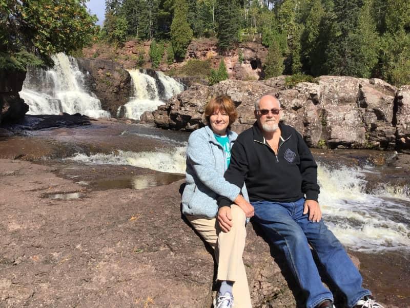 Janet & Allan from Huntsville, Ontario, Canada