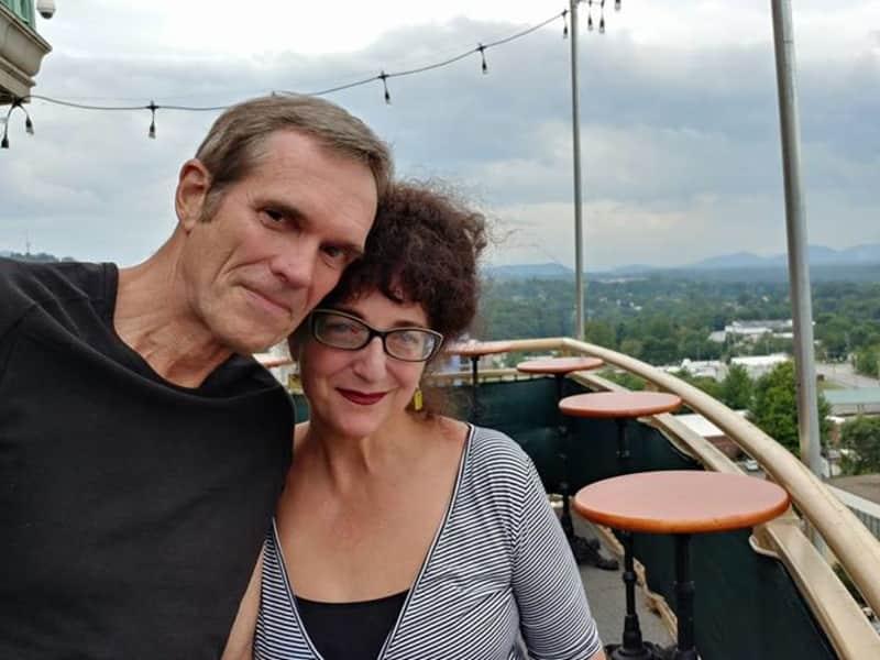 Georgia & Alan from Santiago de Compostela, Spain