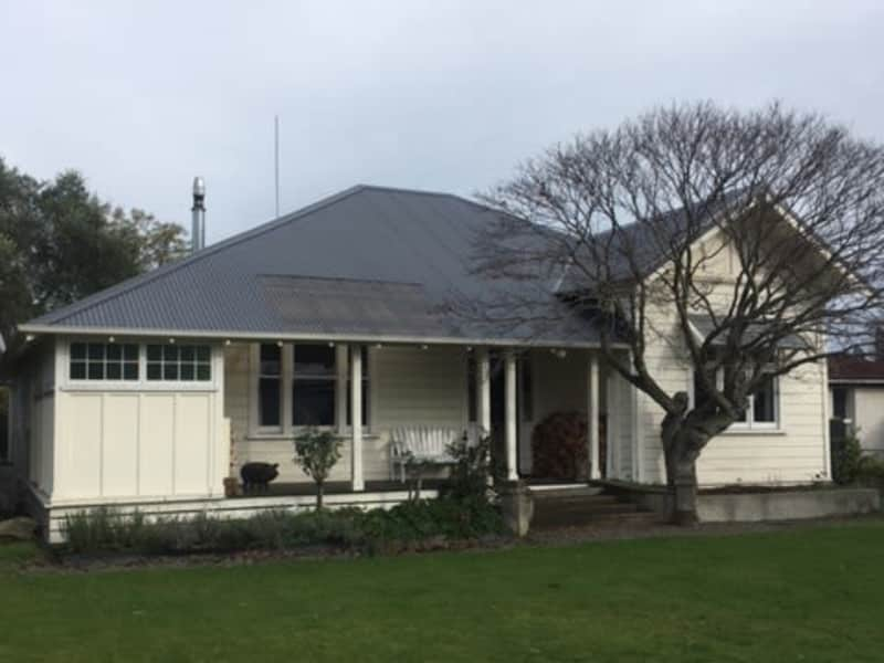 Housesitting assignment in Hastings, New Zealand