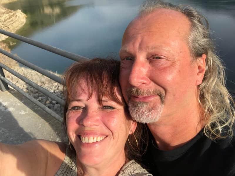 John & Charlotte from Castellar de la Frontera, Spain