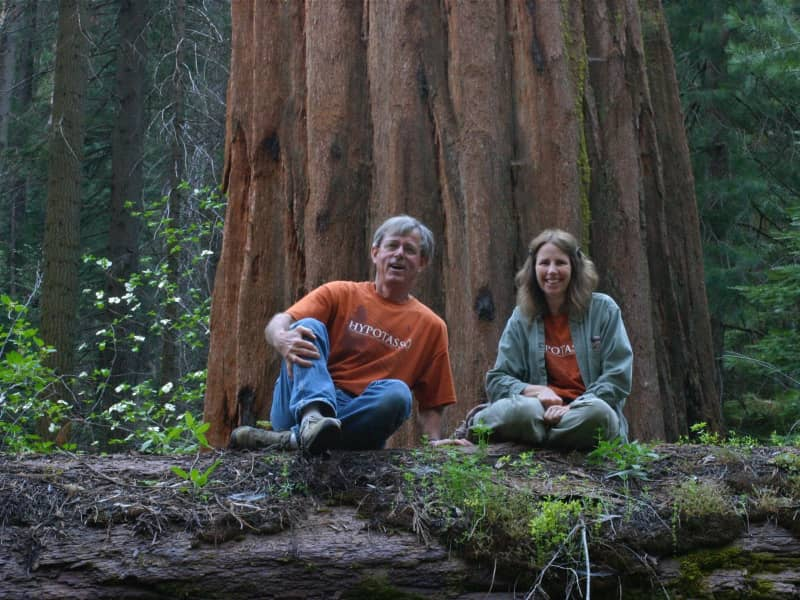 Bill & mary & Bill from Bass Lake, California, United States