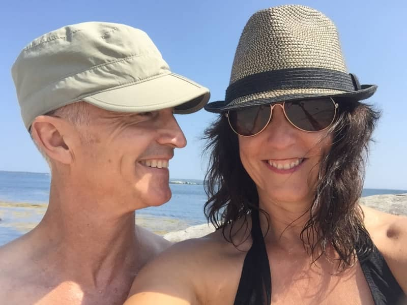 Karin & Kevin from Salmon Arm, British Columbia, Canada