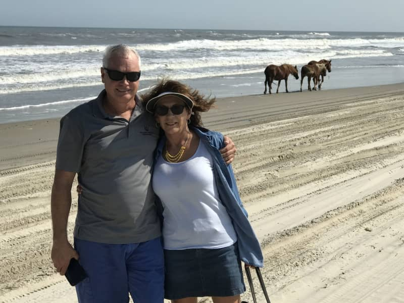 Barbara & Steve from Clermont, Florida, United States