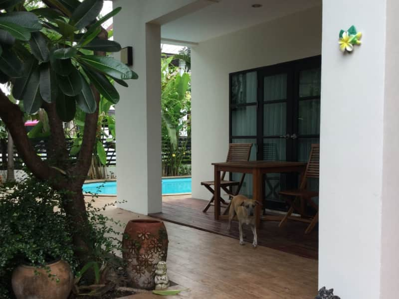 Housesitting assignment in Bang Khen, Thailand