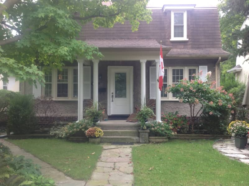 Housesitting assignment in Brantford, Ontario, Canada