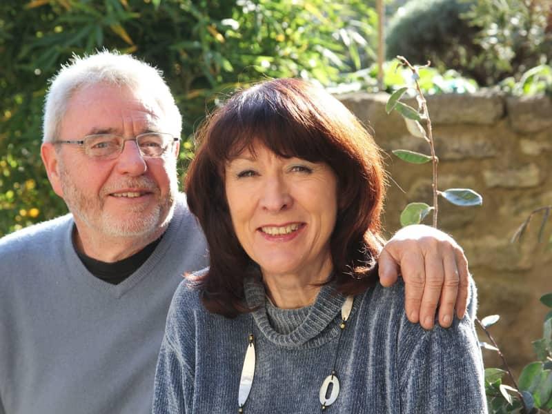 Bob & Celia from Montélimar, France