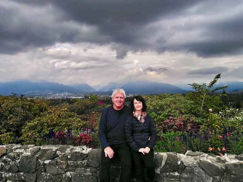 Janet & Tom from Kelowna, British Columbia, Canada