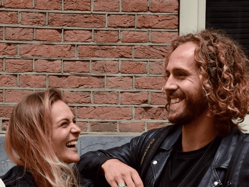 Bart & Naomi from Amsterdam, Netherlands