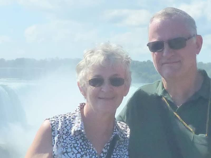 Eric & Roz from Coffs Harbour, New South Wales, Australia