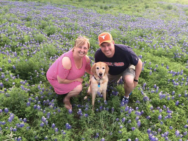 James & Michell from Spicewood, Texas, United States