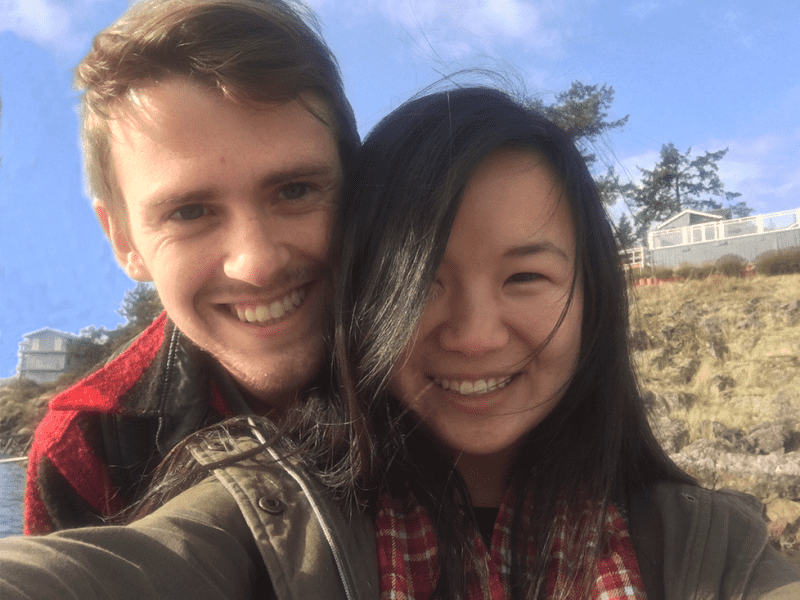 Austin & Anna from Seattle, Washington, United States