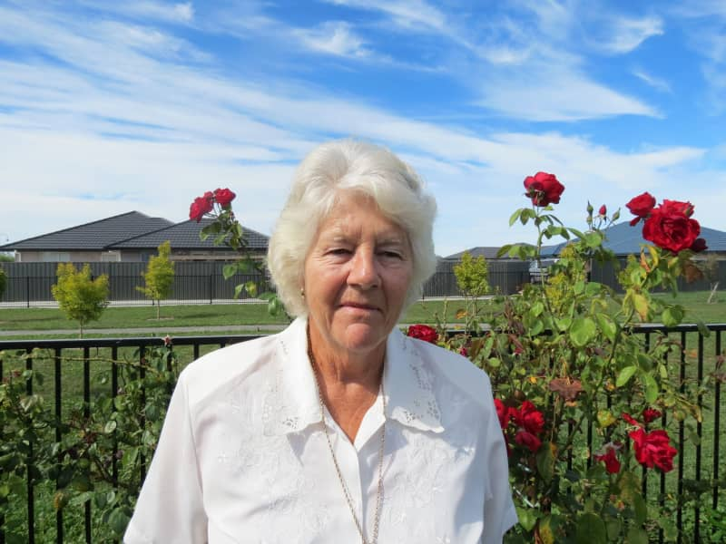 Margaret from Hastings, New Zealand