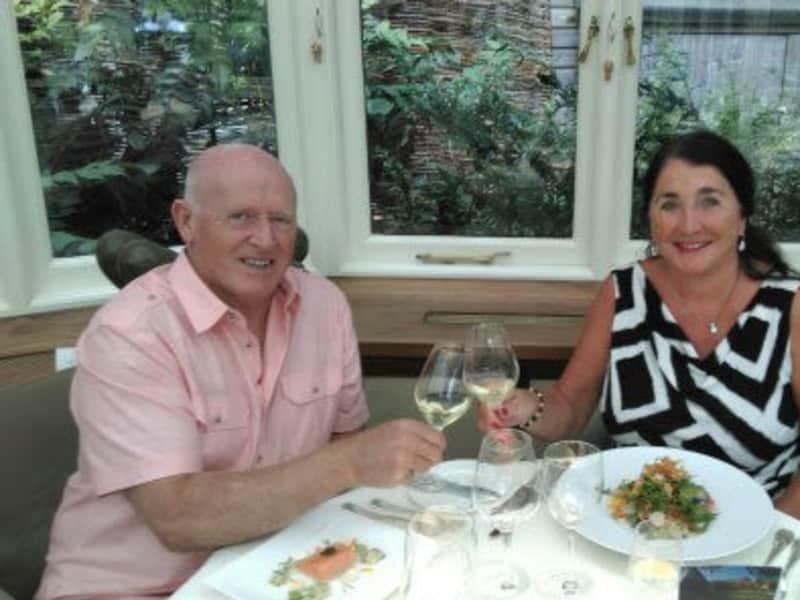 Jeffrey & Irene from Valletta, Malta