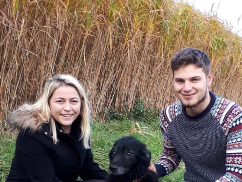 Samuel & Katie from Taunton, United Kingdom