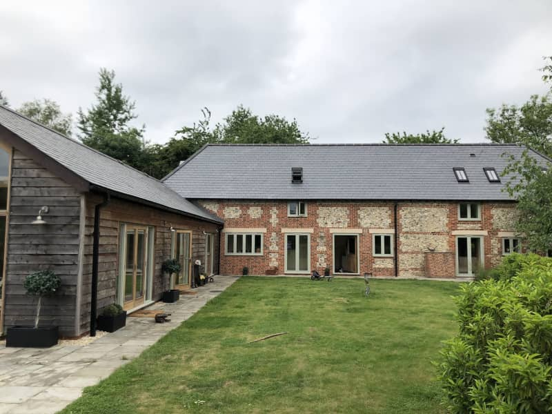 Housesitting assignment in Tangley, United Kingdom