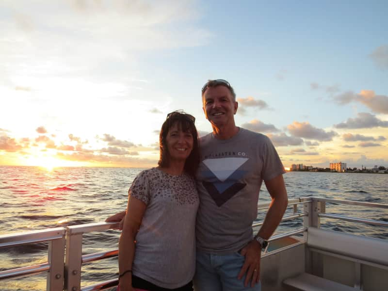 Kevin & Sally from Peterborough, United Kingdom