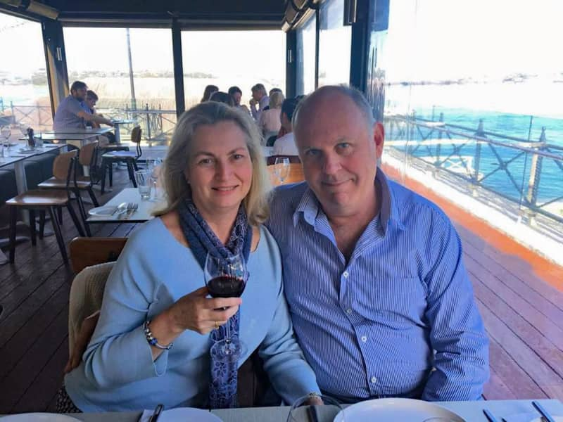 Cecile & Steven from Cremorne Point, New South Wales, Australia