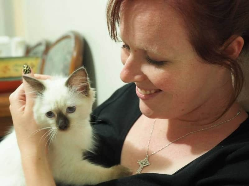 Jennifer from Miranda, New South Wales, Australia
