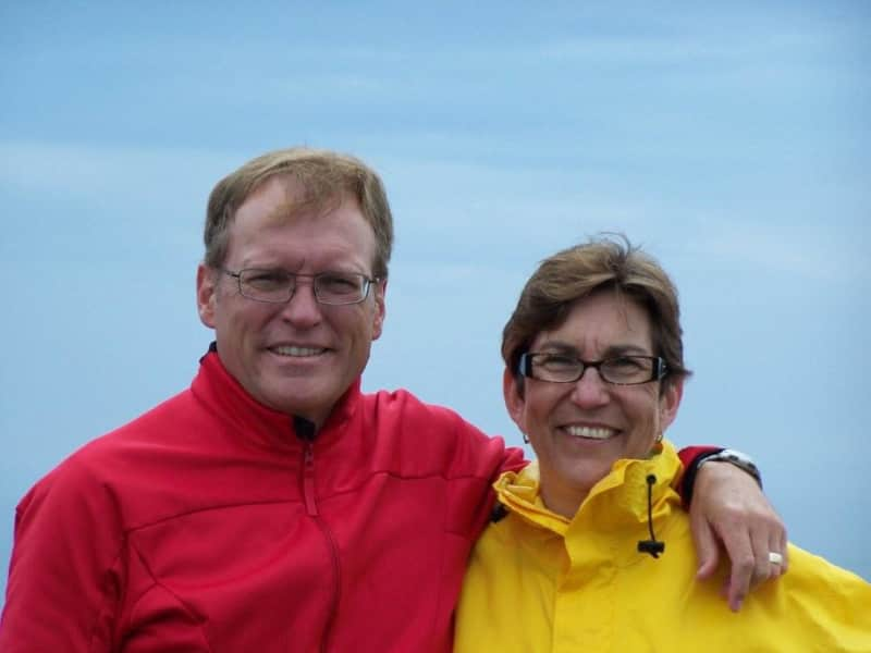 Nancy & Allan from Sherwood Park, Alberta, Canada