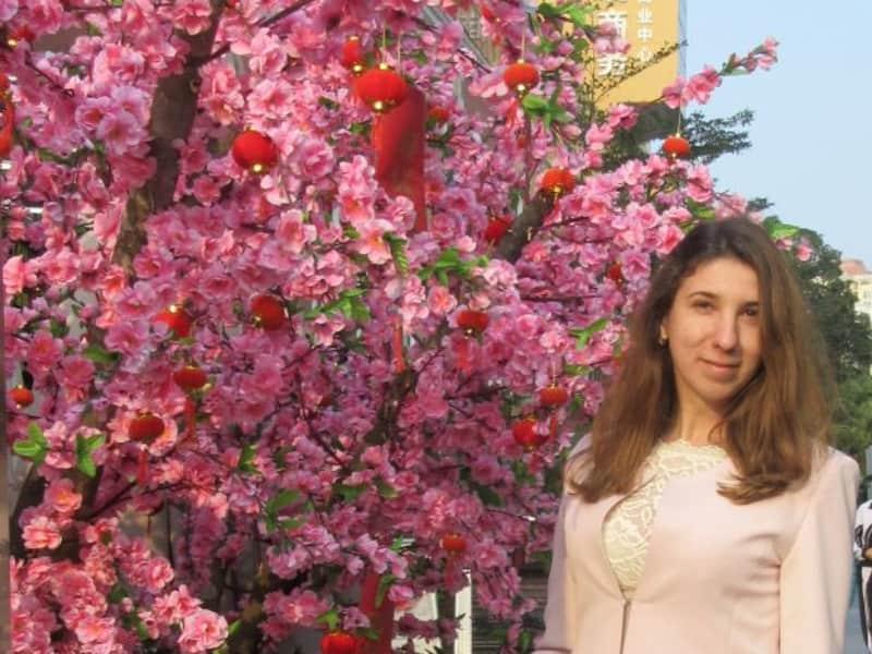 Nadzeya from Gomel, Belarus