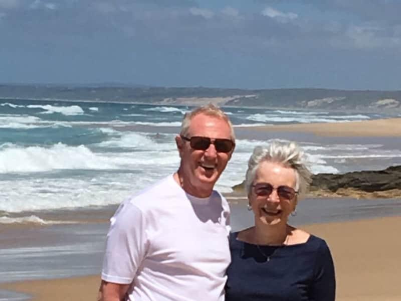 Howard & Pat from Sleaford, United Kingdom