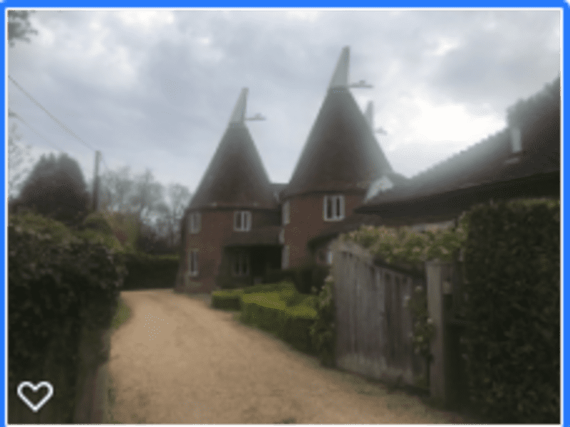 Housesitting assignment in Tonbridge, United Kingdom