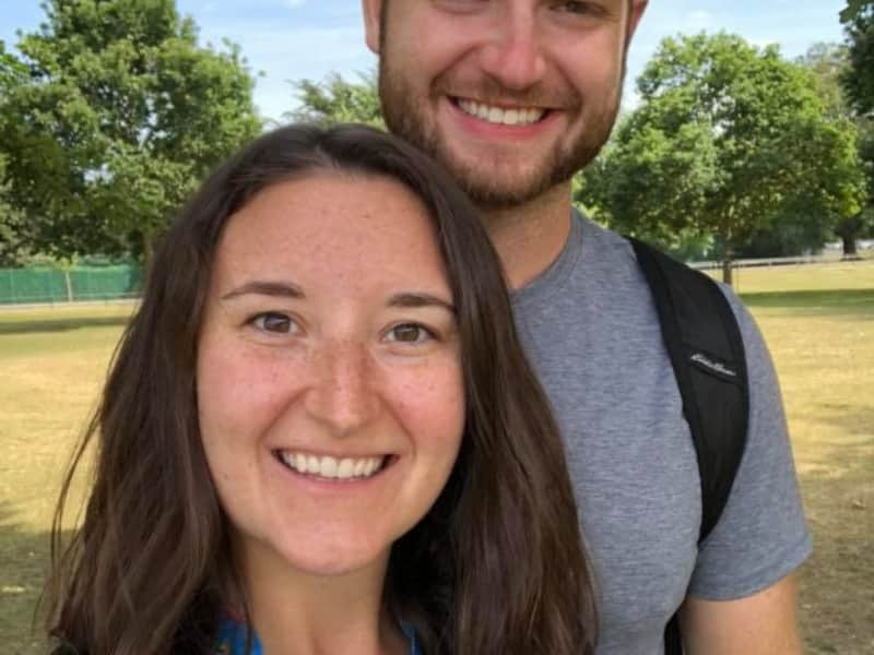 Whitney & Jared from Roanoke, Virginia, United States