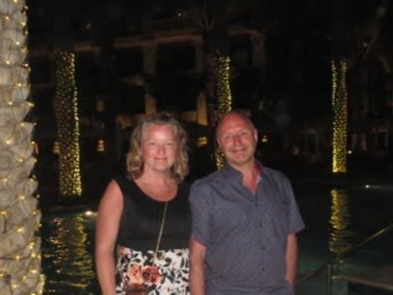 Helen & Robert from Haverfordwest, United Kingdom