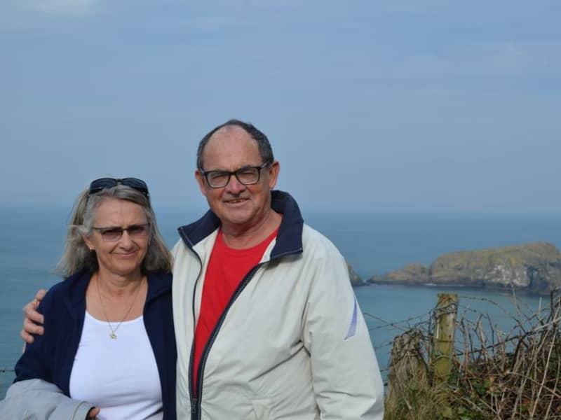 Phoebe & James reginald from London, Ontario, Canada