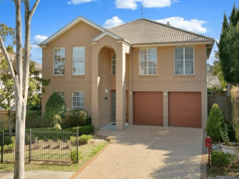 Housesitting assignment in Kellyville, New South Wales, Australia