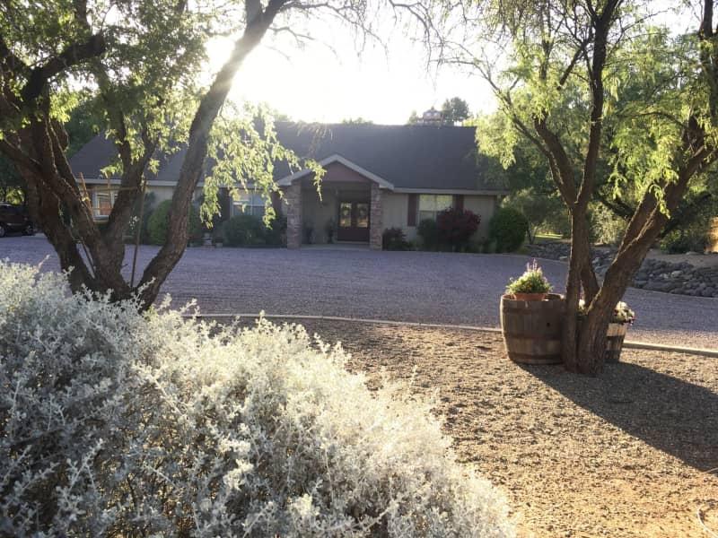 Housesitting assignment in Lake Montezuma, Arizona, United States